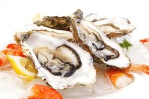 牡蠣で紫外線対策