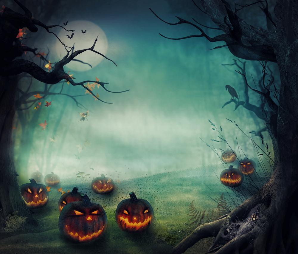 ハロウィンと悪霊