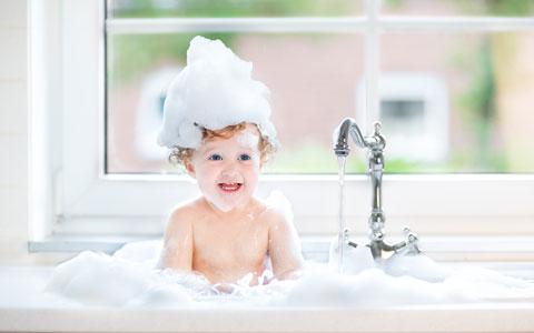 入浴前の水分補給