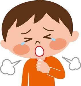咳を止めるツボ