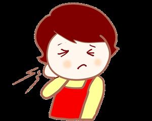 首が痛い原因